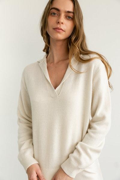 Polo Wool Sweater
