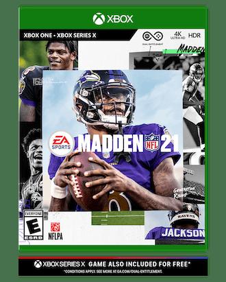 Madden NFL 21 (Xbox One & Xbox Series X)