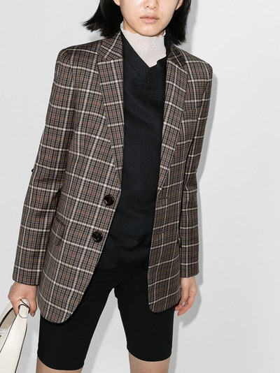Gabe Menswear Suiting Blazer