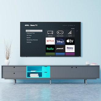 "onn. 70"" 4K Roku TV"
