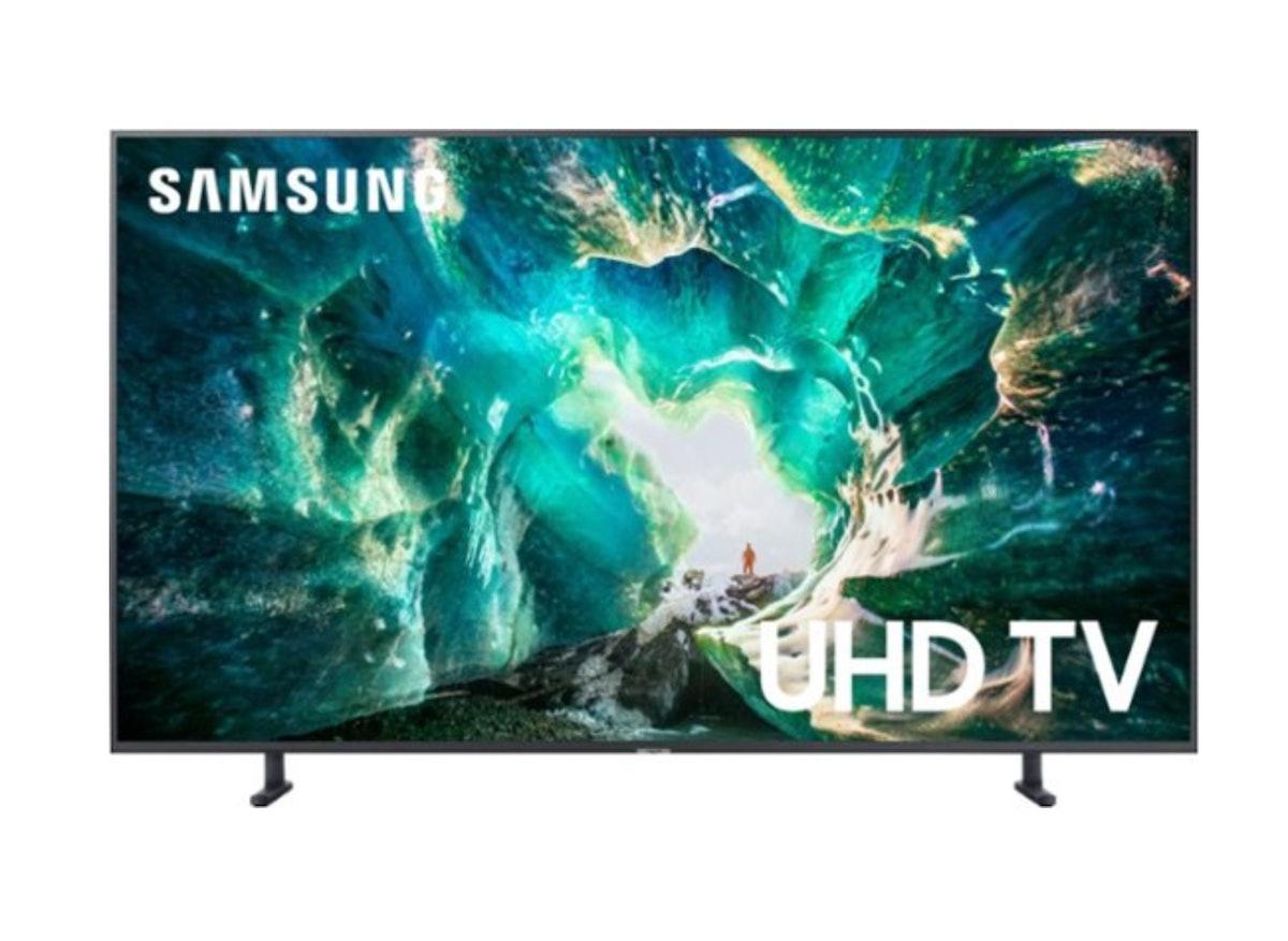 """Samsung - 82"""" Class 8 Series LED 4K UHD Smart Tizen TV"""