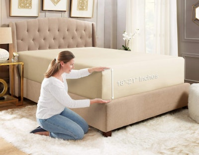 Empyrean Bedding FItted Sheet