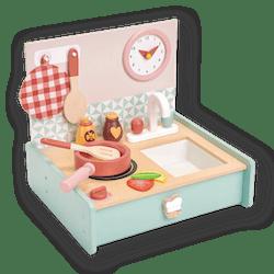 Tender Leaf Toys Kitchenette