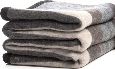 Desert Breeze Wool Blanket