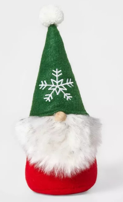 Gnome Decorative Figurine Green