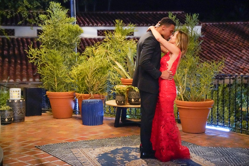 Clare Crawley and Dale Moss on 'The Bachelorette' via ABC Press Site