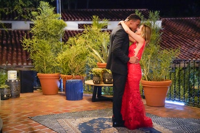 Clare and Dale on The Bachelorette via the ABC press site
