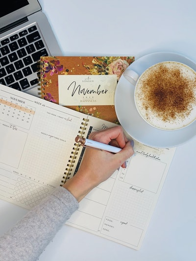Monthly Planner Subscription For 1 Year