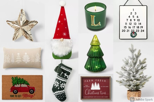 The new holiday home decor at Target will transform your home into a holly jolly paradise.