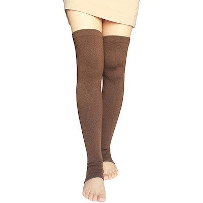 Share Maison Cashmere Wool Leg Warmers