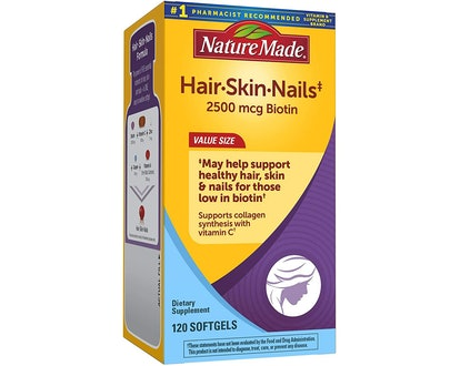 Nature Made Hair, Skin & Nails (120-Count)
