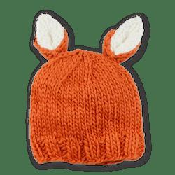 Rusty Fox Knit Hat