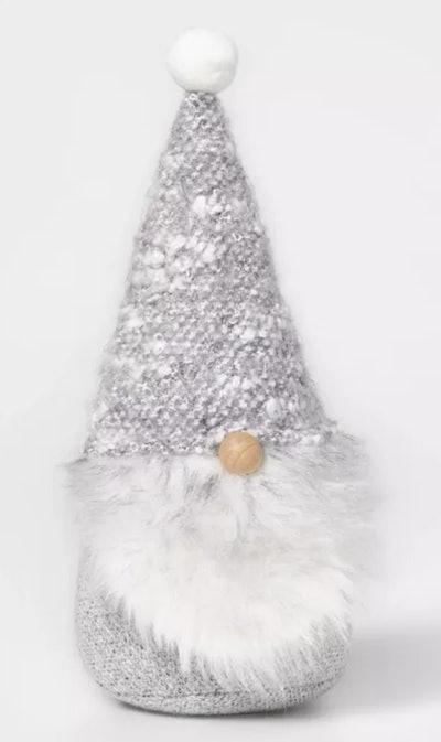 Gnome Decorative Figurine Decorative Figurine Gray/White