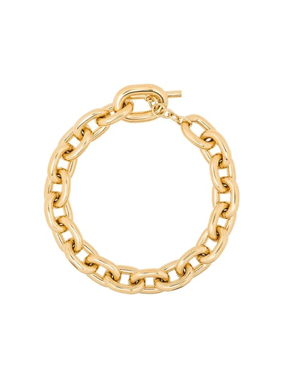 Chunky chain-link necklace