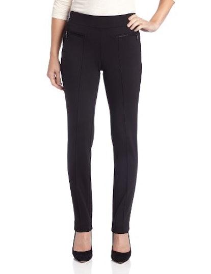 Rafaella Ponte Comfort Slim Leg Pants