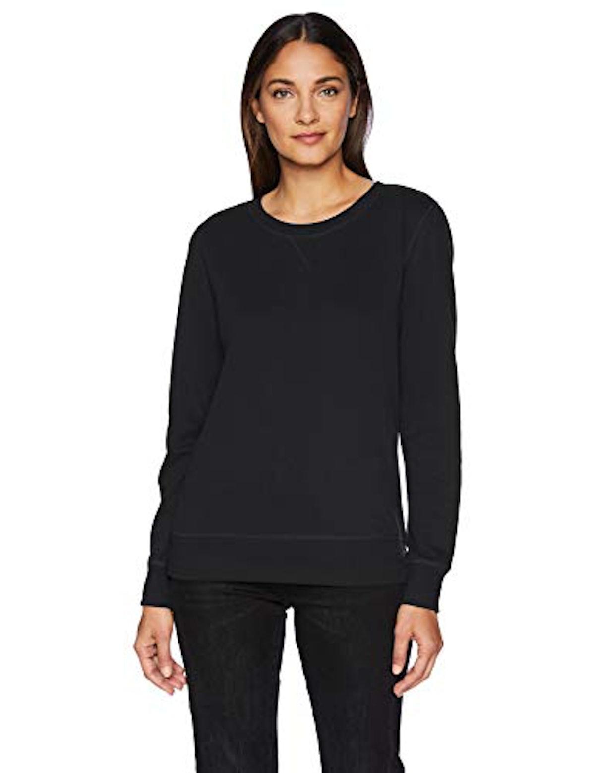 Amazon Essentials French Terry Fleece Crewneck Sweatshirt