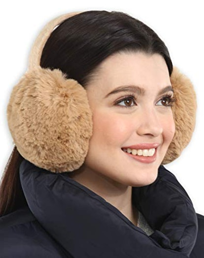 Brook + Bay  Furry Fleece Earmuffs