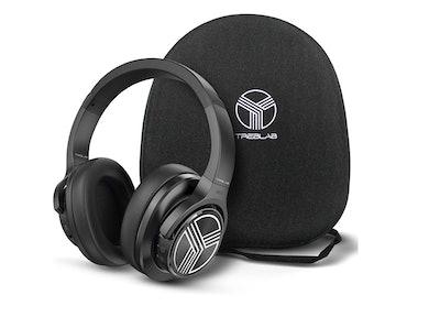 TREBLAB Z2 Over Ear Workout Headphones