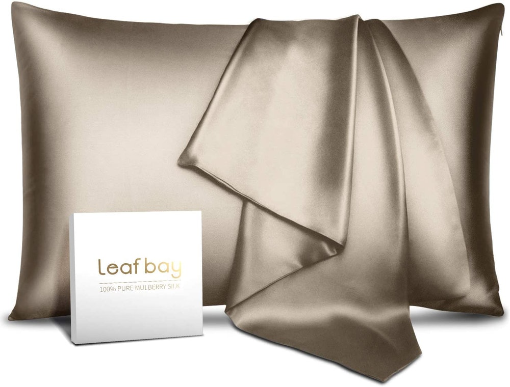 Leafbay Mulberry Silk Pillowcase