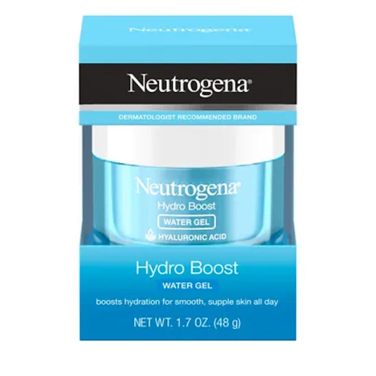 Neutrogena Hydro Boost Hyaluronic Acid Water Gel Moisturizer