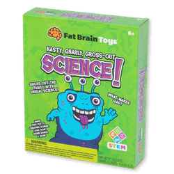Fat Brain Toys Disgusting Science Kit