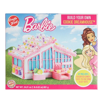 Barbie Cookie Dreamhouse Kit