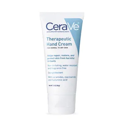 Therapeutic Hand Cream Skin Protectant
