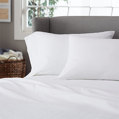Pinzon Percale Cotton Sheet Set (Queen)