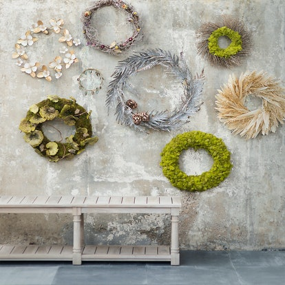 Nature-inspired decor is one of 2020's biggest holiday trends