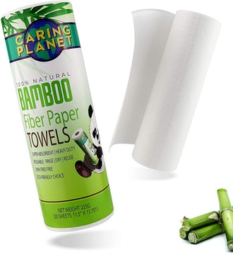 Caring Planet Washable Bamboo Paper Towels