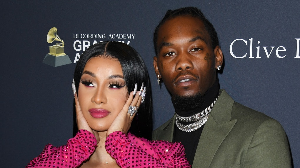 """This Video Of Offset Accusing Cardi B Of Lying In Her """"WAP"""" Lyrics Is Hilarious"""