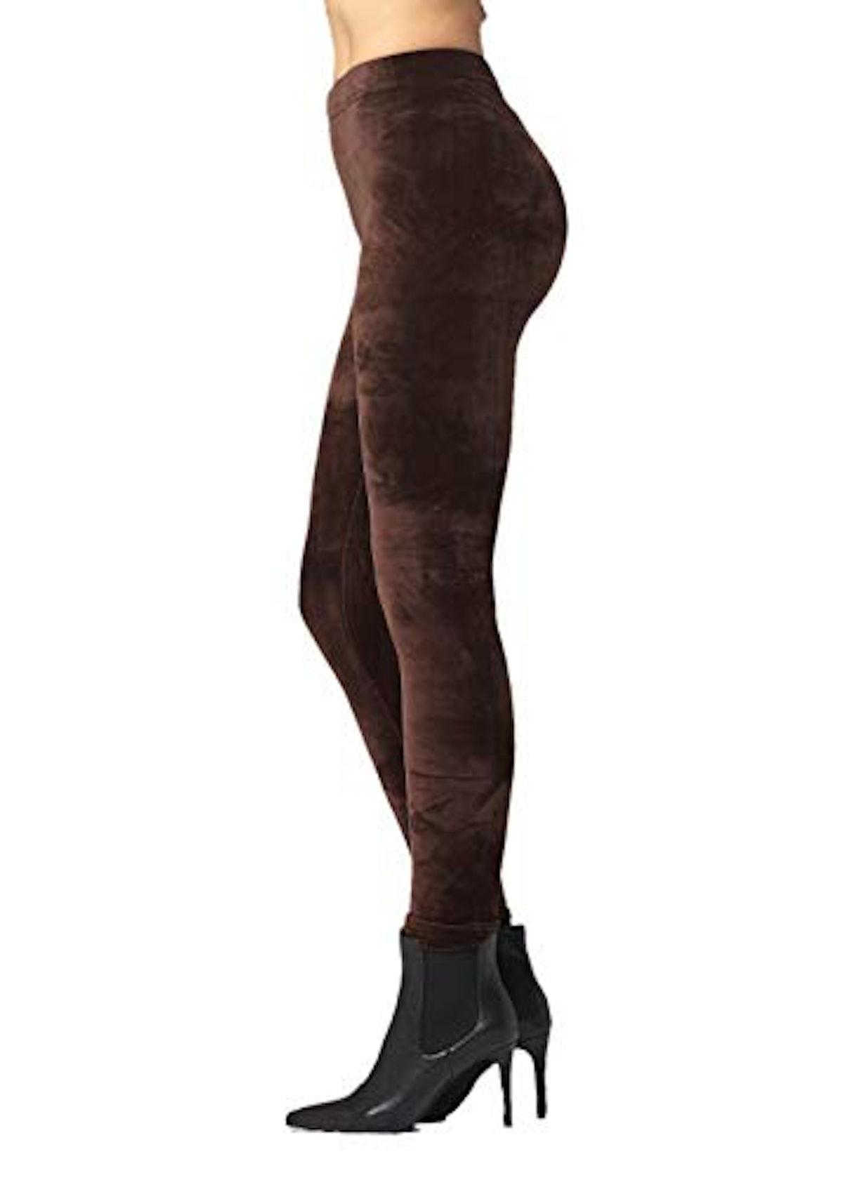 Conceited Velour Velvet Leggings