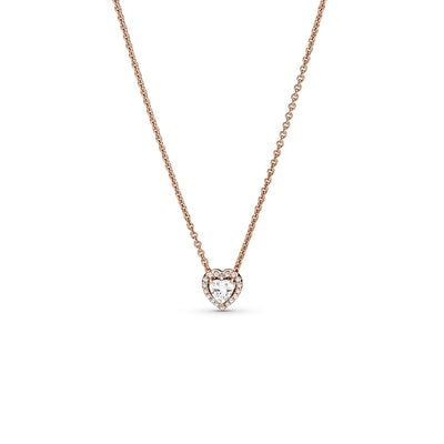 Heart Collier Necklace