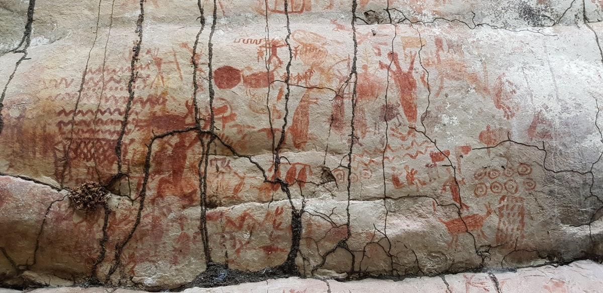 Newly discovered art is an ancient Amazon time machine - Inverse