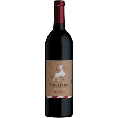 Rudolph's Red Blend