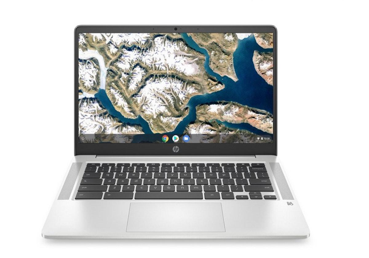 """HP 14"""" Pentium 4GB/64GB Chromebook,"""
