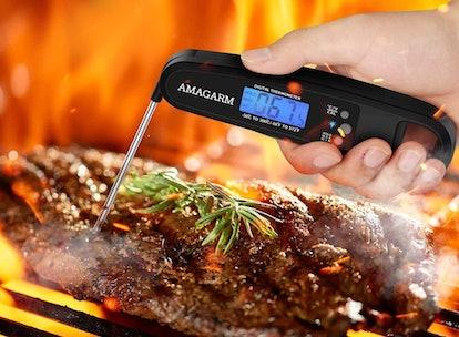 Powlaken Digital Meat Thermometer