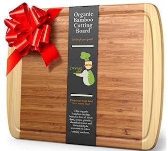 Greener Chef Large Bamboo Cutting Board