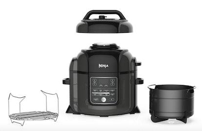 Ninja Foodi 8-Quart Pressure Cooker & Air Fryer,