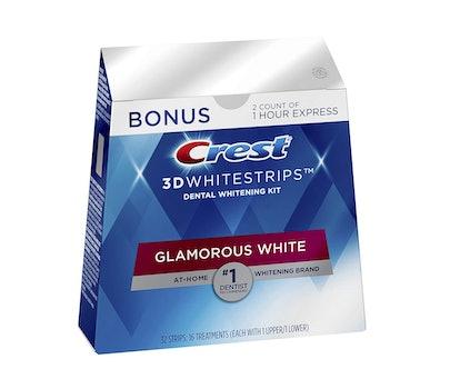Crest 3D Whitestrips Glamorous White Kit