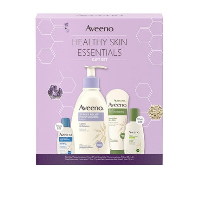Aveeno Body Lotion Healthy Skin Essentials Gift Set