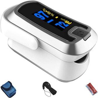 mibest OLED Finger Pulse Oximeter