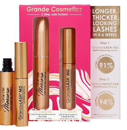 Grande Cosmetics 2-Step Lash System