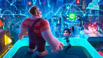 wreck-it ralph breaks the internet