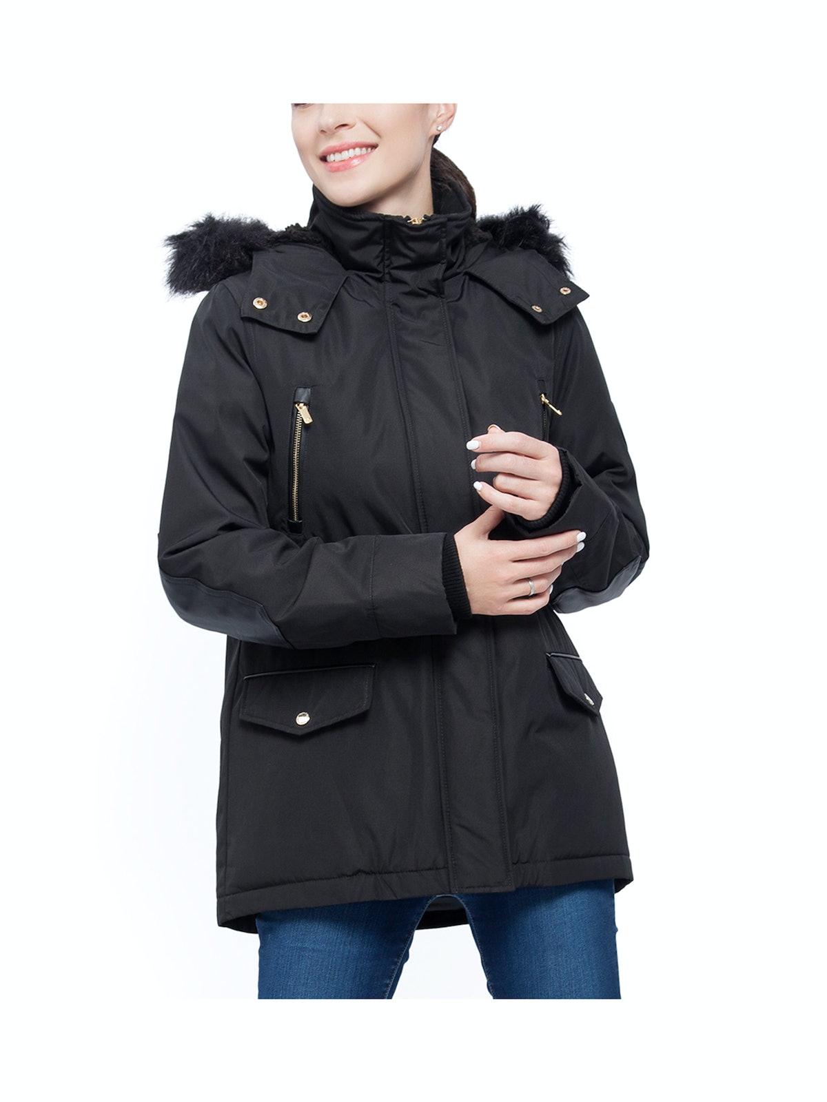 Hooded Warm Winter Coat