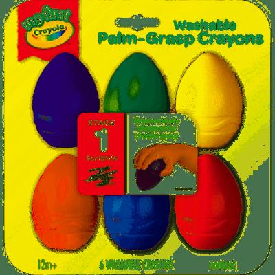 Crayola Palm-Grasp Crayons