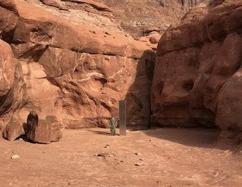 Utah monolith photo 2