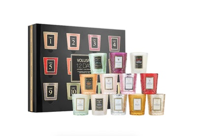 Voluspa Advent Calendar Mini Candle Set