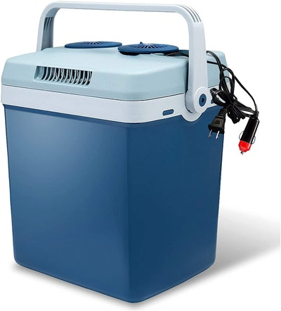 Lifestyle by Focus Electric 25-Liter Travel Cooler and Warmer