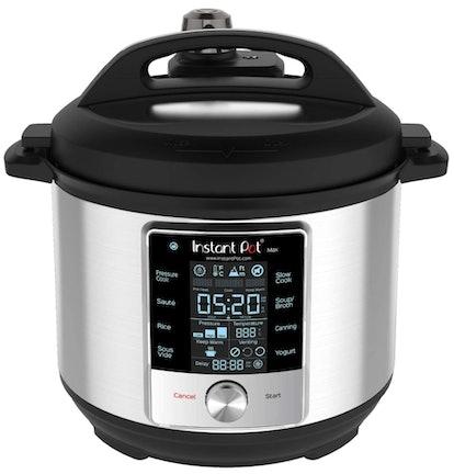 Instant Pot 9-In-1 Max Pressure Cooker (6 Quart)
